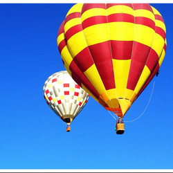 Balloons Red Yellow
