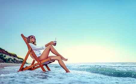 Live Well - Summer Skin Treatment