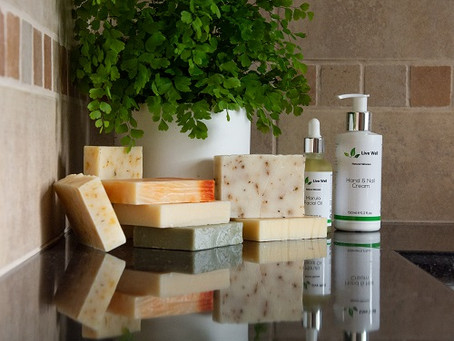 Live Well - Switch to Vegan Soap