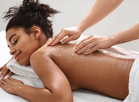 Live Well - Body Scrub Benefits