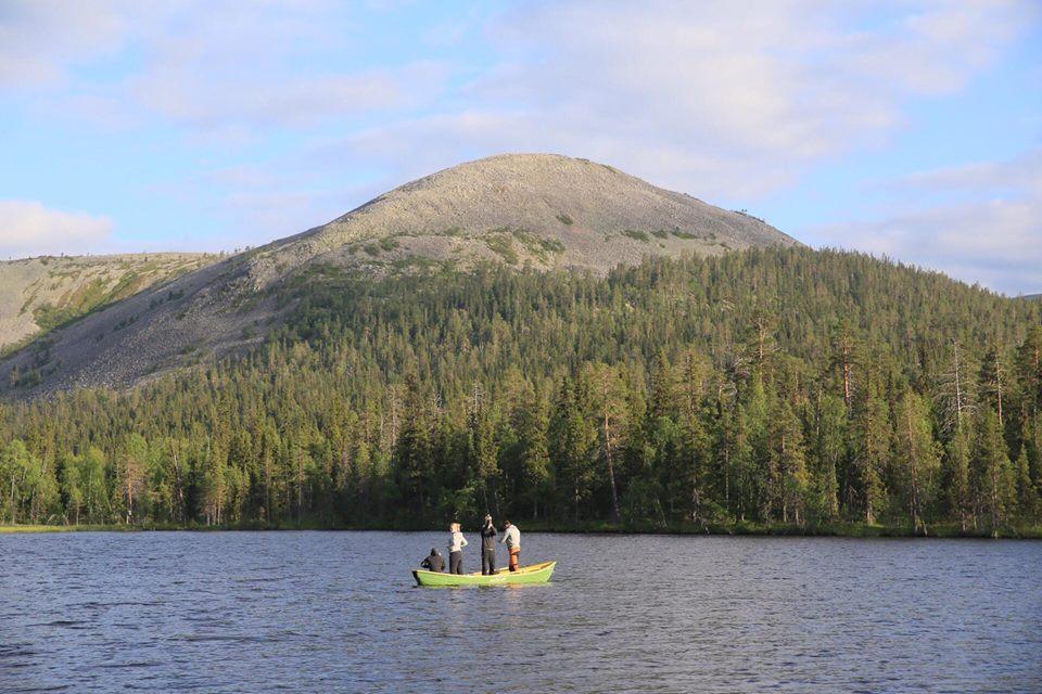 Kesänkijärvi lake