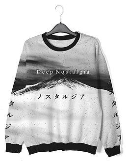 """DEEP NOSTALGIA"" Crewneck Shirt"