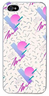 Vapor Style Jazzy Seamless Pattern Phone Case
