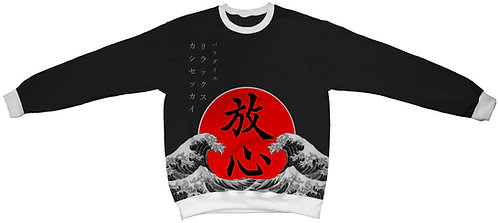 Kashisekai Paradise Crewneck Shirt