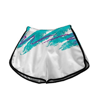Wave Vaporwave Aesthetic Jogging Shorts