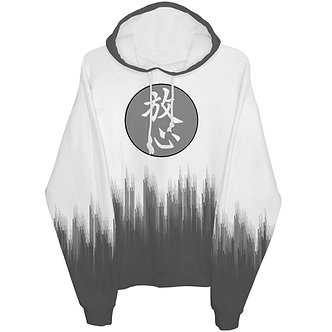 """""""Grayscaled Paradise"""" Hoodie"""