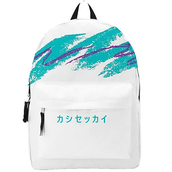 "Kashisekai ""Jazzthetic"" Backpack"