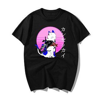 """""""Kashineko"""" Tee Shirt"""