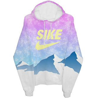 """SIKE-Scape"" Hoodie"