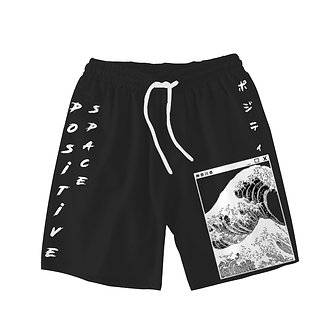 """""""Positive Space"""" Comfort Shorts"""