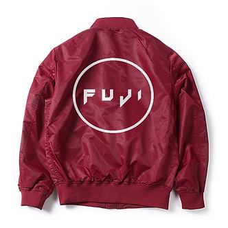 """""""FUJI"""" Bomber Jacket"""