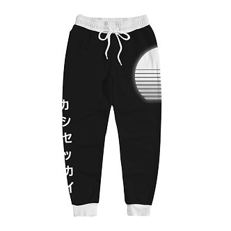 """""""Kashisekai Synthwave"""" Comfort Joggers"""