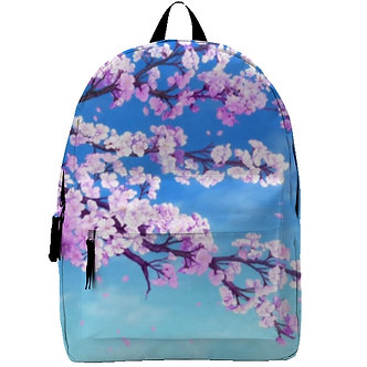 """Sakura Bloom"" Backpack"