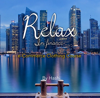 Relax in Finance PDF training (Clothing)