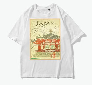 """Vintage """"Japan"""" Aesthetic Tee"""