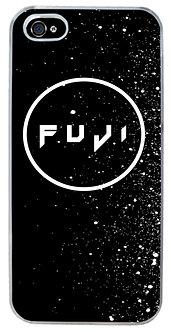 """FUJI"" Paint Splatter Phone Case"