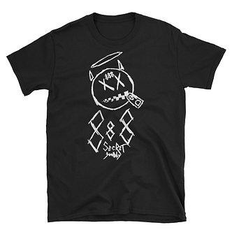 888 Secret Society shirt - Black