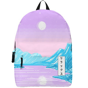 """Mystic Lake"" Backpack"