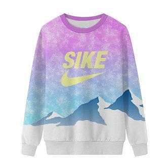 """SIKE-Scape"" Crewneck Shirt"