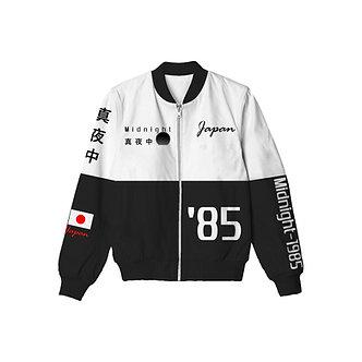 MIDNIGHT JAPAN-85 Allover Print Jacket