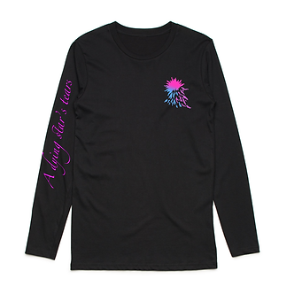 'Dying Star' Long Sleeved Tee