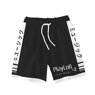 """Playlofi"" Comfort Shorts"