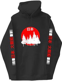 """""""Nihon Osaka"""" Hoodie"""