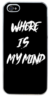 """""""Where Is My Mind"""" Phone Case"""