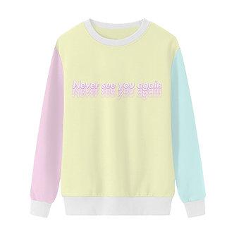 """See You Again"" Pullover Sweatshirt"