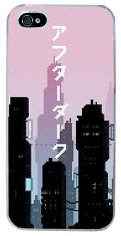 Japanese Aesthetic Phone Case Vaporwave