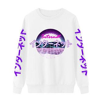 """THE INTERNET"" Crewneck Shirt"
