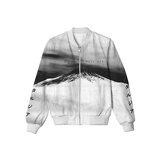 DEEP NOSTALGIA Allover Print Jacket