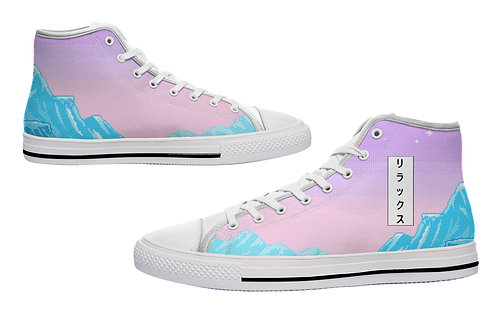 Mystic Lake Casual Canvas Shoes