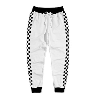 Checker Lined Comfort Joggers