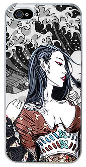 """""""Lady Of The Ocean"""" Phone Case"""