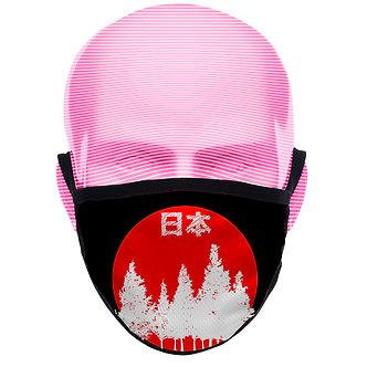 """""""Nihon Osaka"""" Face Mask"""