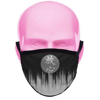 """""""Grayscaled Paradise"""" Face Mask"""
