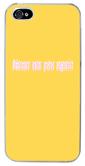"""See You Again"" Phone Case"