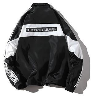 Simple/Clean Windbreaker Jacket