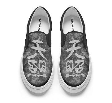 """""""Amaterasu"""" Slip-on Shoes"""