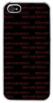"""""""MOFLAMEMUSIC"""" Allover Phone Case"""