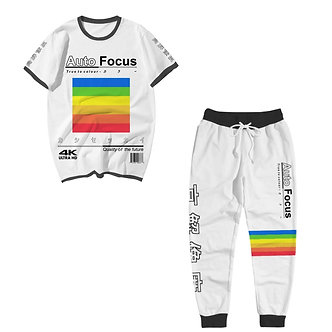 """Kashisekai Picture Perfect"" Tee & Joggers Bundle"