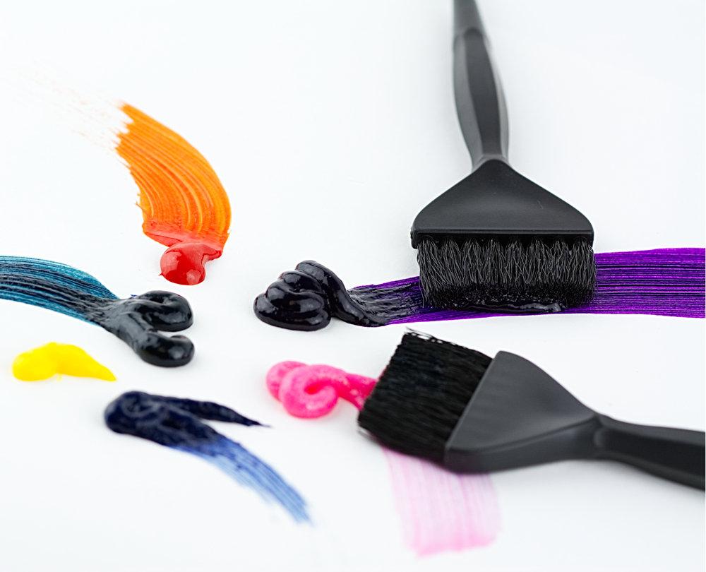 Base Color & Color Glaze