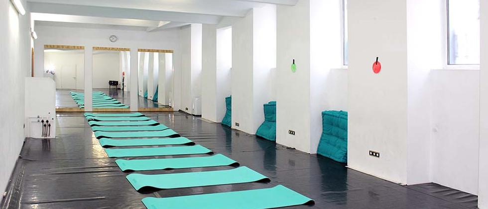Tanzraum mieten, vermieten, stundenweise Mieten, Seminarraum, Yoga, Studio, Tanz, Bewegung