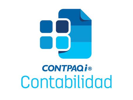 Disponible CONTPAQi® Contabilidad y Bancos 13.4.1