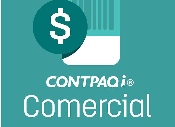 CONTPAQi® COMERCIAL PRO  MULTI RFC