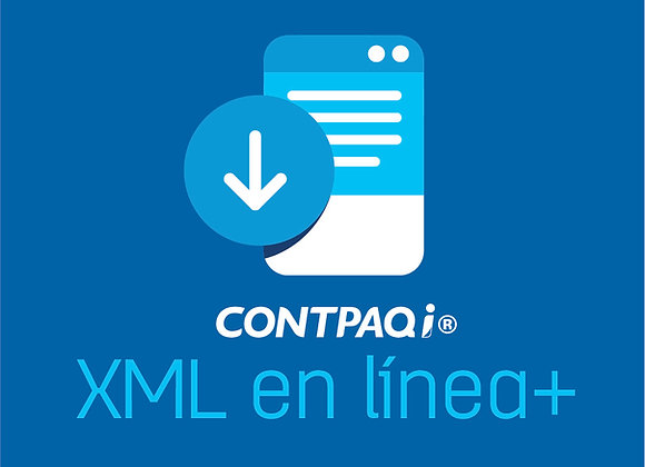 CONTPAQi® XML EN LÍNEA +