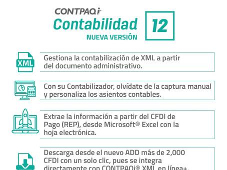 PREVENTA   CONTPAQi®  CONTABILIDAD Versión 12