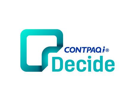 CONTPAQi® Decide, sistema de reporteo en la nube.