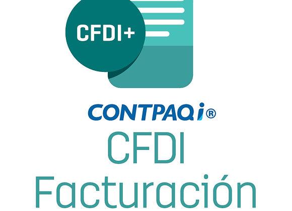 CONTPAQi®  CFDI FACTURACION EN LÍNEA +